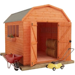 Tiger Mini-Barn
