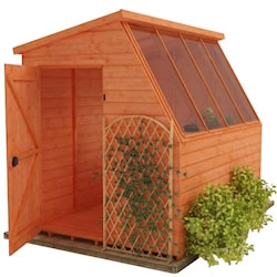 Tiger Potting Shed