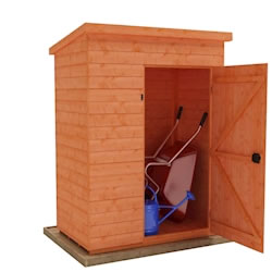 Garden Tool Sheds for Storage
