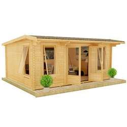 The Procas | 44mm Log Cabin