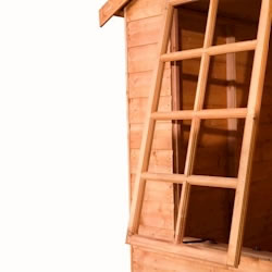Upgrade to Summerhouse Opening Windows