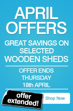 April Offers - Ends 18th April