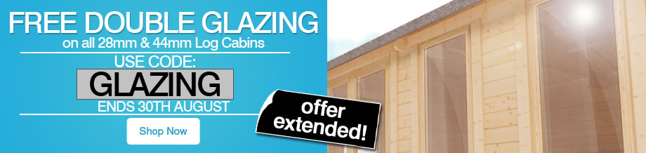 Free Double Glazing - Ends Thursday 30th August