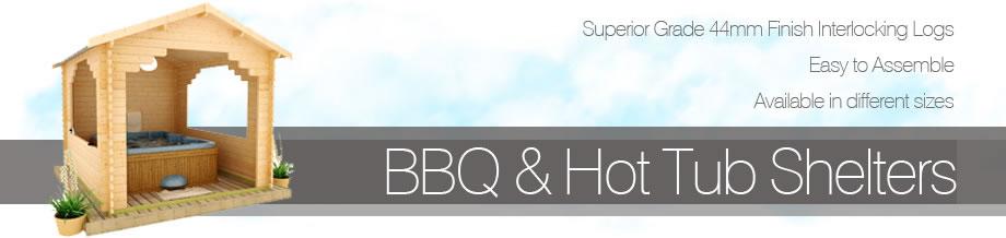 BBQ & Hot Tub
