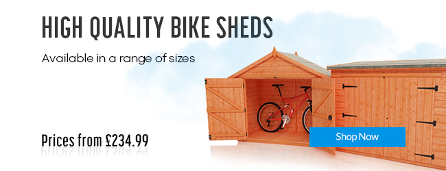 Bike Sheds Storage 01