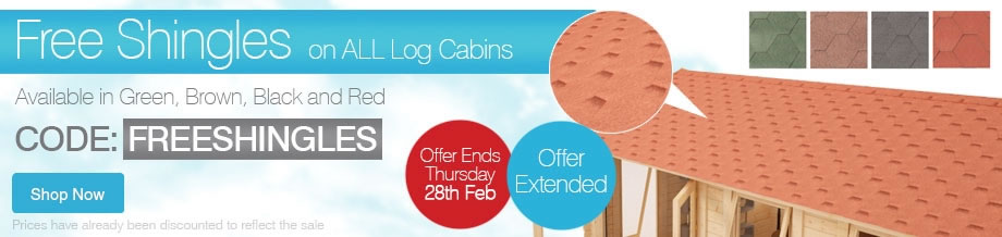 FREE Shingles - Ends 28th February