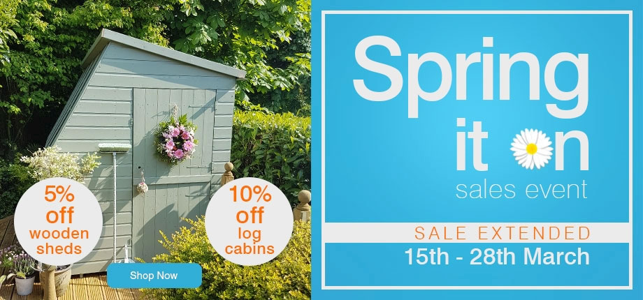 Spring it On - Ends 28th March