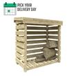 Log Storage Solution