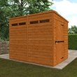 TigerFlex® Pent Security Shed 8x6w - Lifestyle