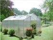 16x10 Supreme Greenhouse in Green.Adding a colour to your Greenhouse will raise the life expectancy to 25 years