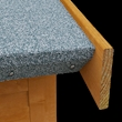 Durable mineral roof felt