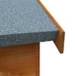 Durable mineral roof felt