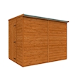 8x6 Flex Pent Windowless Shed - Right
