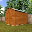 Tiger Heavyweight Workshop Shed Lifestyle Right
