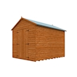 Tiger Heavyweight Workshop Shed - Right