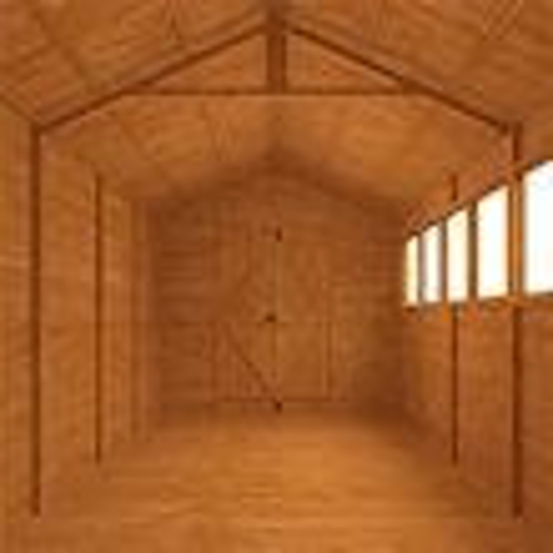 Large Interior Space