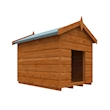 Shiplap-Dog-Kennel-4x3w-Studio-Left