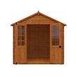 Summerhouse 6x8 Front Open