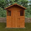 Summer Shed 8x6 Lifestyle Front Closed