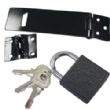 Value Hasp Lock and Key
