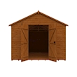 Tiger XL Heavyweight Workshop Shed Front