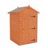 4x4 Flex Apex - Configured with door on 4ft gable gable