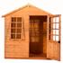 Striking summerhouse design